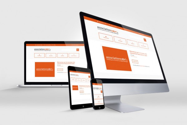 Site internet Association Cabri